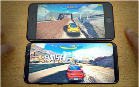 Top smartphones for video games