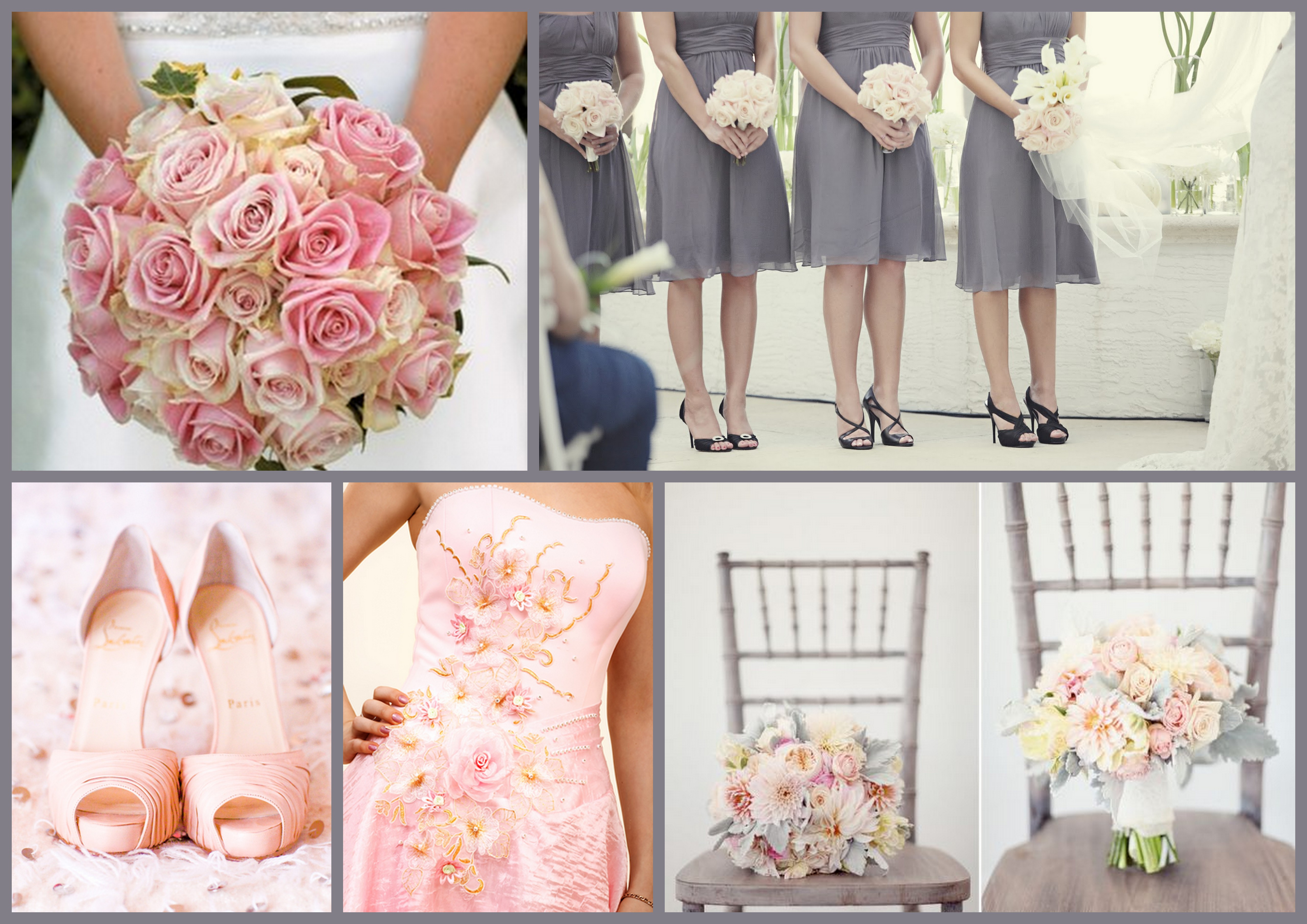 Colour Themes For Your Wedding!