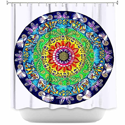 mandala shower curtains are so cool