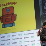 BackMap Helps Visually Impaired navigate Cities and Indoor Areas