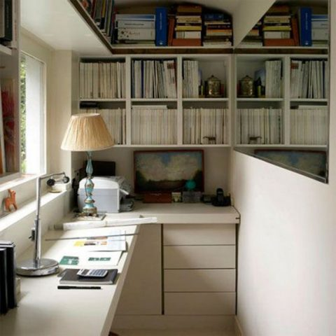 Functional Office With Simple Ideas2