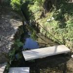 六郷湧水群 湧水の郷大仙へツーリング 御台所清水の名水