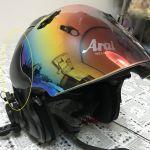 SZ-Ram4 アライジェットヘルメットを4年間使ってみた結果報告