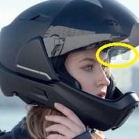 スマートヘルメットって何?クロスヘルメットX1が市販化開始