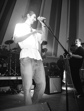 Chanteur lumineux