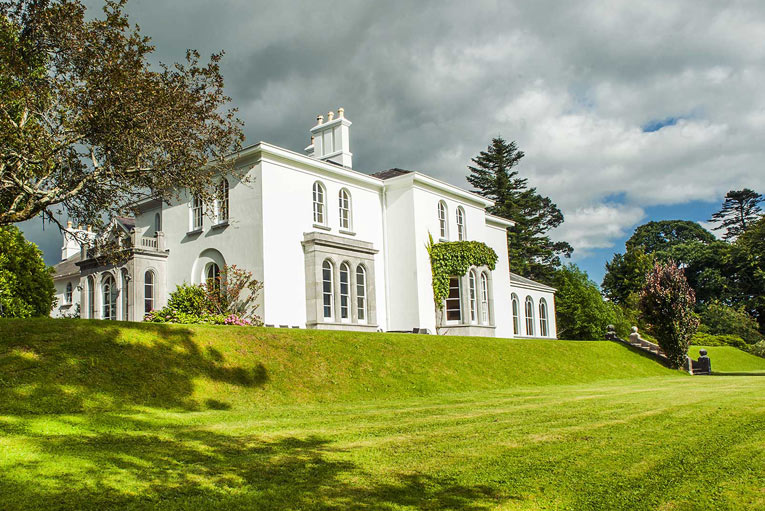 Luxury house rental Killarney