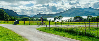Cycling in Killarney