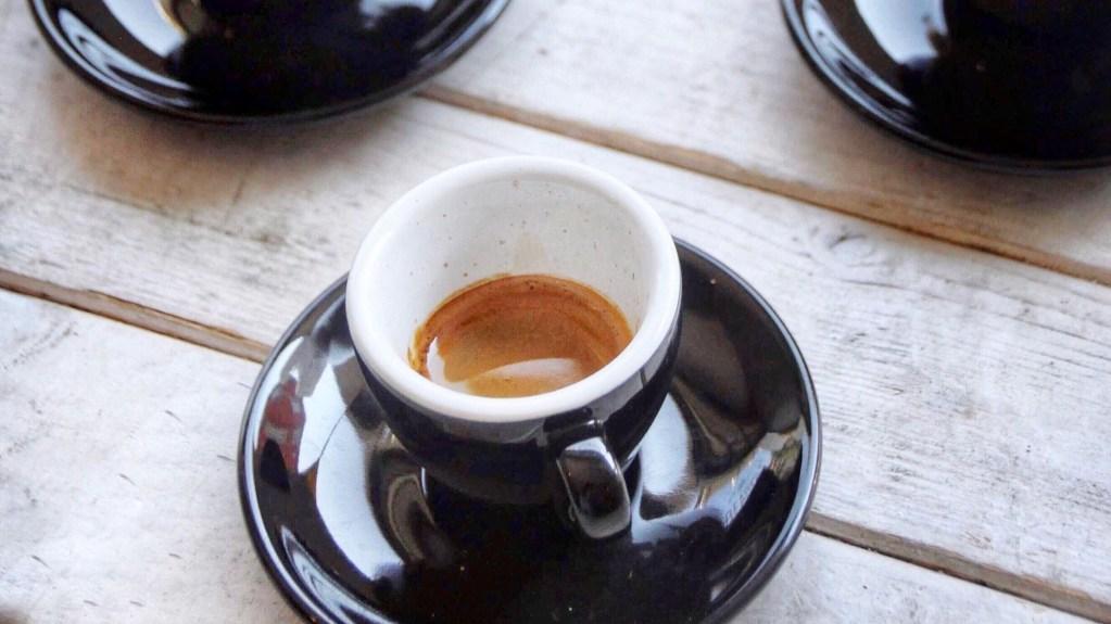 espresso break fast