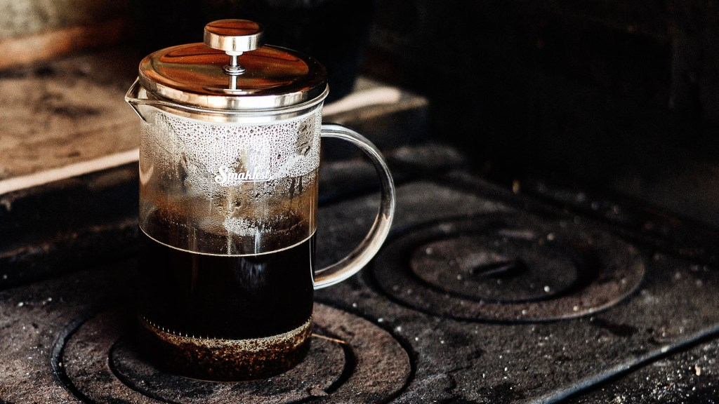 coffee grind french press