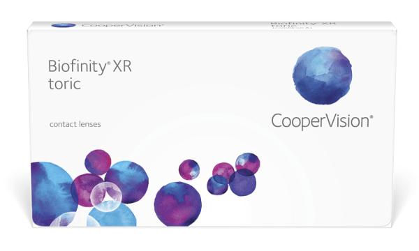 BIOFINITY XR TORIC - Biofinity XR Toric