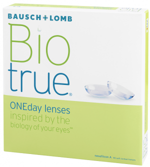 BIOTRUE ONE DAY 90 PACK 300x334 - Focus Dailies All Day Comfort