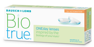 BIOTRUE ONE DAY FOR ASTIGMATISM - Biotrue One Day for Astigmatism