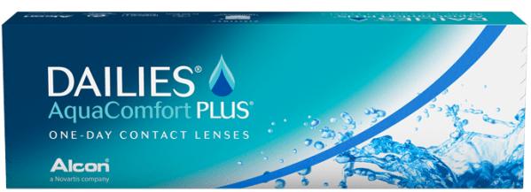 DAILIES AQUA COMFORT PLUS - Dailies Aqua Comfort Plus