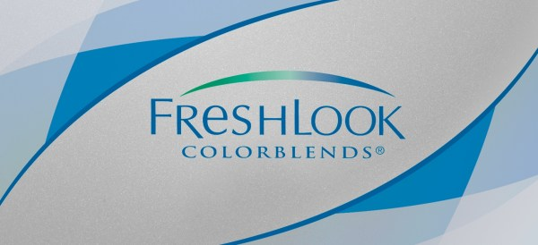 FRESHLOOK COLORBLEND MONTHLY 2 PACK - Freshlook Colorblends