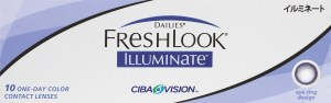 FRESHLOOK ONE DAY ILLUMINATE 10 PACK - Freshlook 1 Day