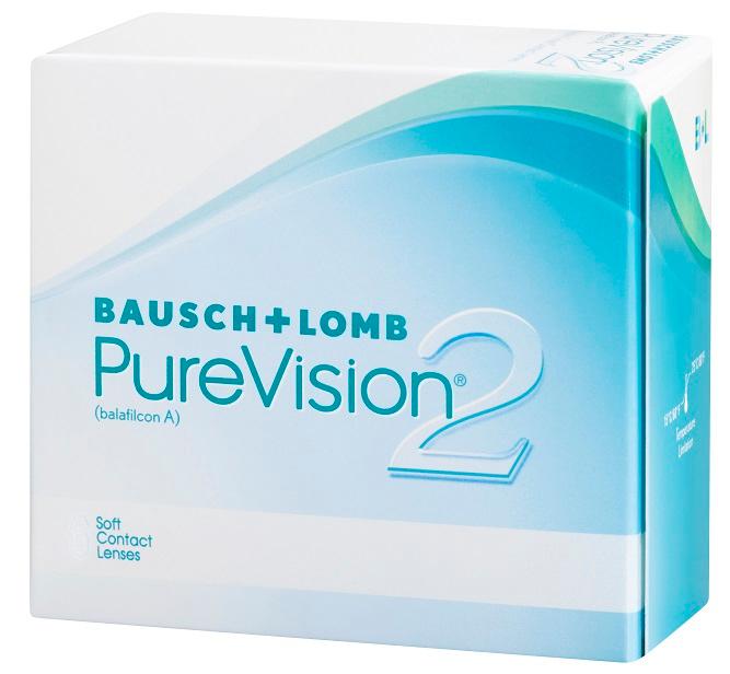 PUREVISION 2HD - PureVision 2HD + ReNu MPS