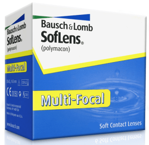 SOFLENS MULTIFOCAL 3 PACK - SOFLENS MULTIFOCAL 3 PACK