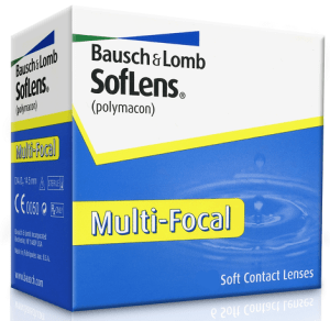 SOFLENS MULTIFOCAL 3 PACK 300x292 - Bausch & Lomb Ultra For Presbyopia