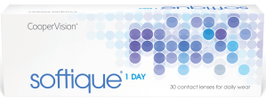 SOFTIQUE 1 DAY - Biomedics 1 Day Extra