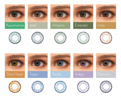 soflens natural colors overview 1 - SofLens Natural Colors