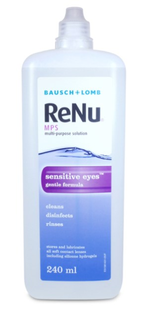 RENU MPS 1 1 - Cadence Comfort Solution | Travel Pack 60ml