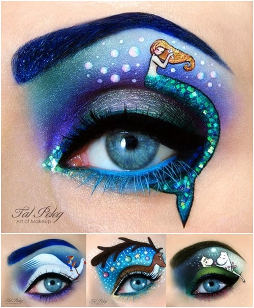 18 Tal Peleg Art Of Eye Makeup
