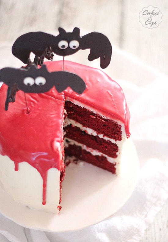 10 Diy Halloween Cakes Ideas And Recipes