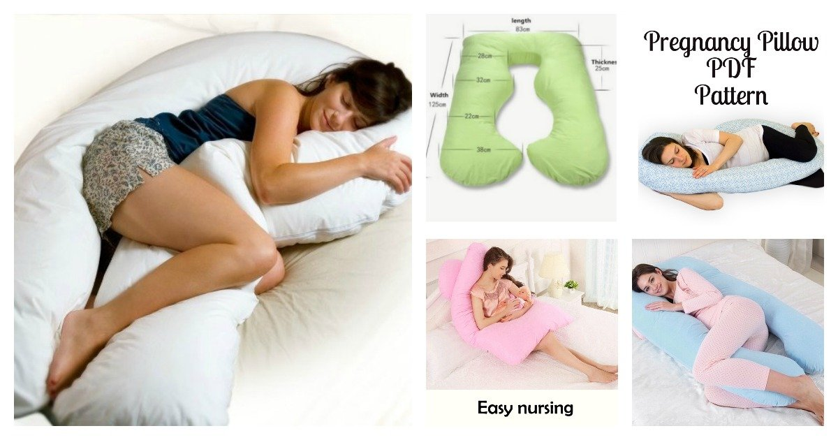 how to make your own pregnancy body pillow