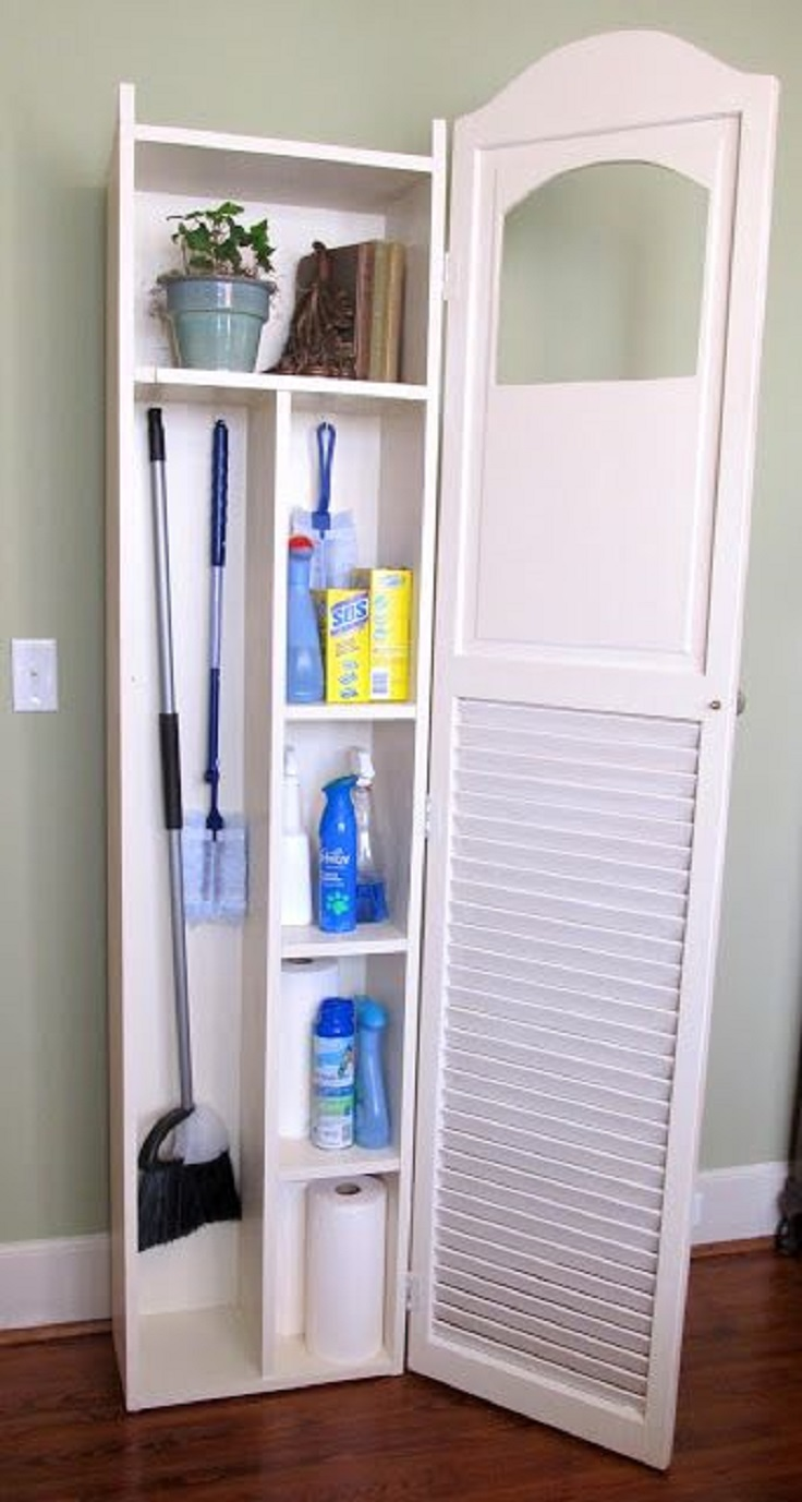 20 Awesome Laundry Room Storage and Organization Ideas ... on Laundry Room Organization Ideas  id=78987