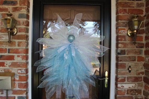 10 Creative Christmas Deco Mesh Wreath Ideas Page 2 Of 2