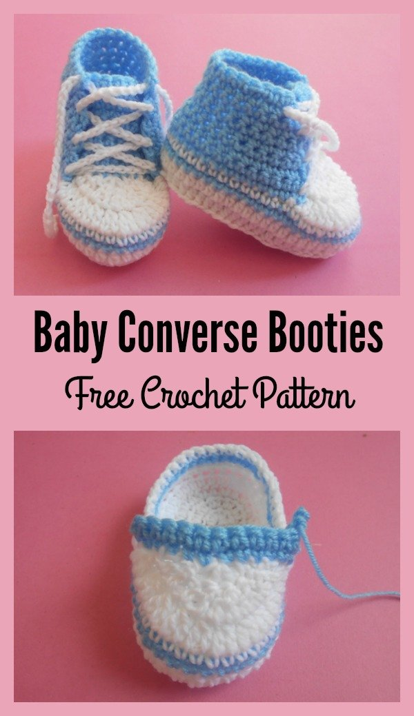 Free Easy Crochet Pattern Cowboy Boot