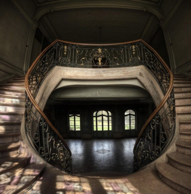 Majestic Stairwell