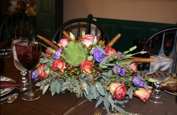Beautiful Flowers Centrepiece