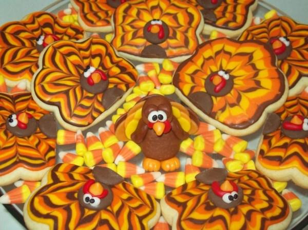 Great turkeys
