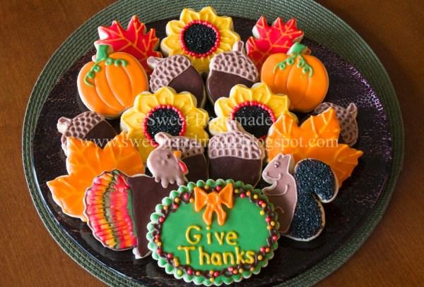 Sweet thanksgiving