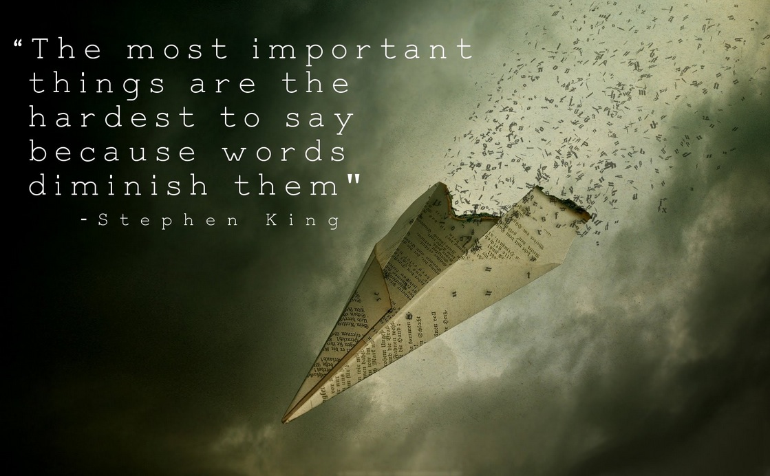 The most important things