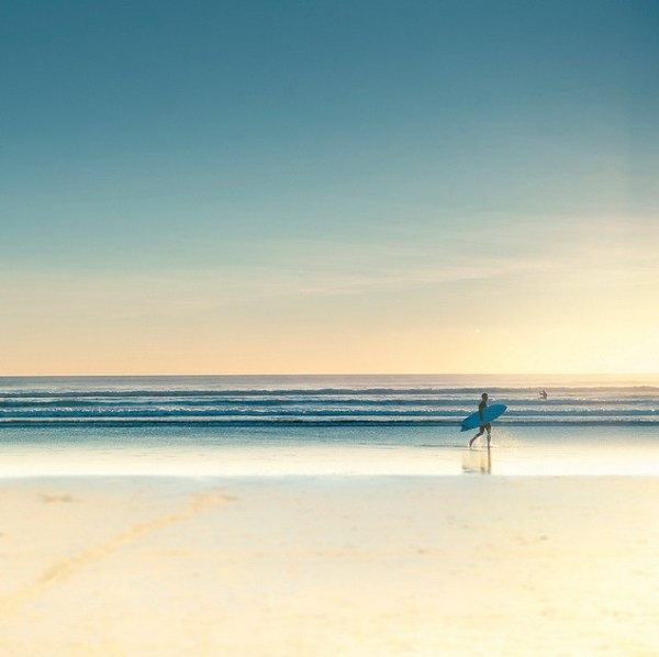 Wavy Beach