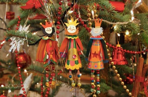 three kings christmas decorations