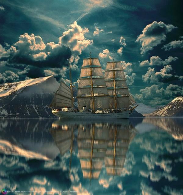 I Am Sailing1