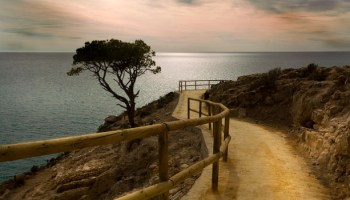 Path to Malladeta,Villajoyosa