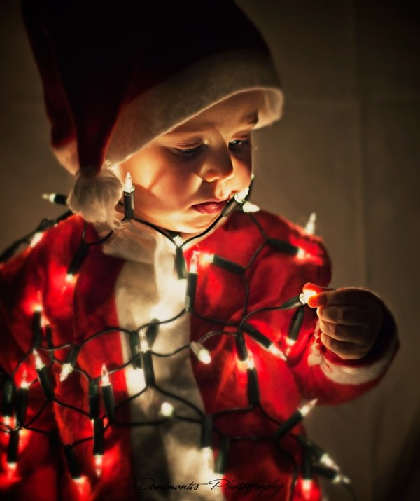 discovering christmas...