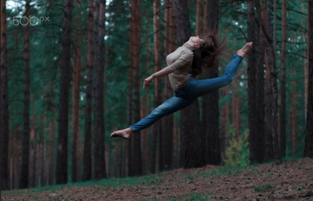 A Beautiful Jump