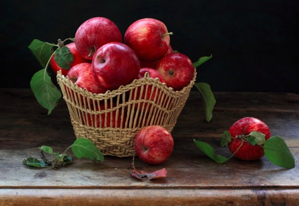 Apples, Lovely, Ripe and Juicy