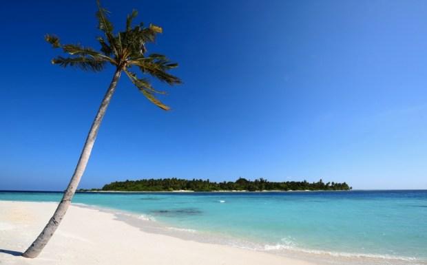 MALDIVIAN BEACH