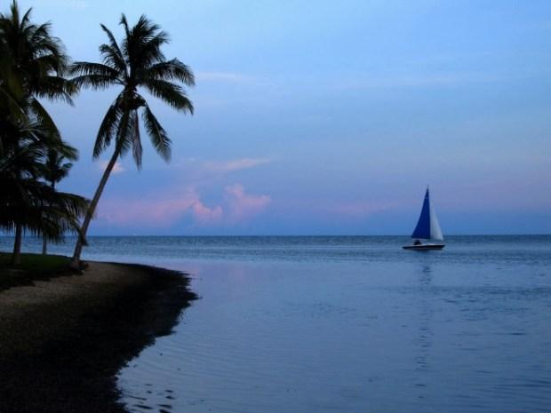 Sunset – Ocean view