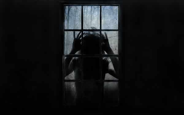 Scary Window Panes