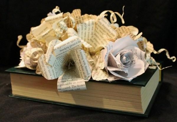 Bouquet Book Alteration