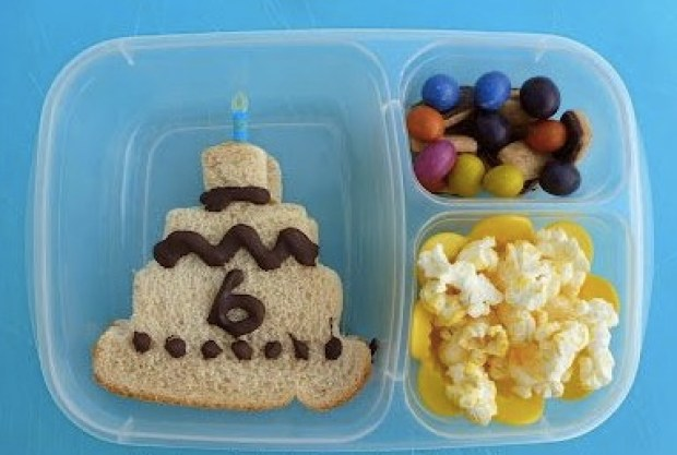 Birthday Lunch idea
