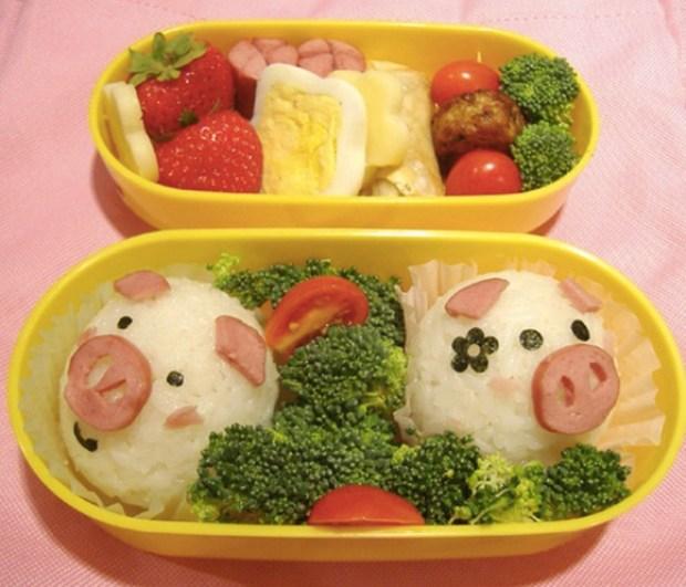 Little piggys