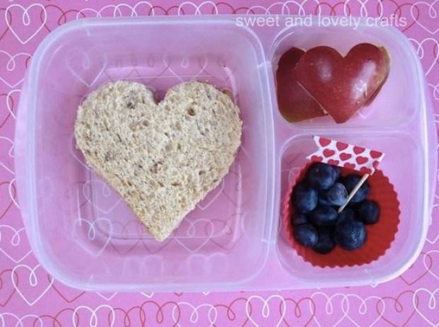 Valentine Lunches